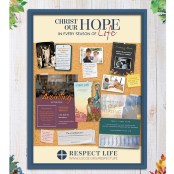 Respect Life Poster, Essay and Photo-Meme Contest