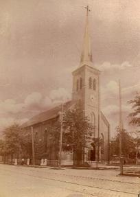 St. Joseph Church 1901