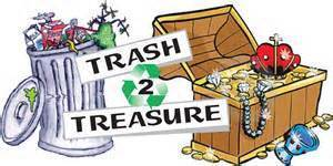 Image result for trash and treasure sale