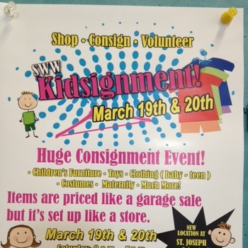 C-Kidsignment Sale
