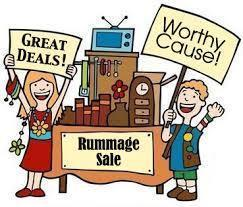T-RUMMAGE SALE at St Francis
