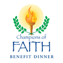 10th Annual Champions of Faith Benefit Dinner
