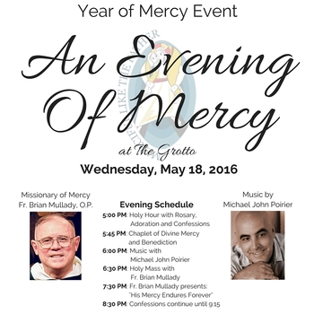 An Evening of Mercy