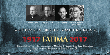 2nd Annual Holy League Men's Conference