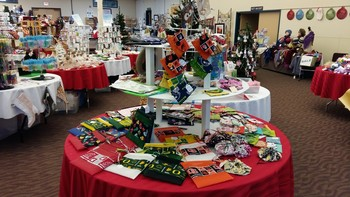 St Pius X Women's Club 58th Annual Christmas & Holiday Bazaar