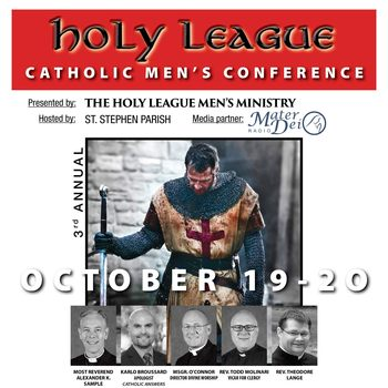 3rd Annual Holy League Men's Conference