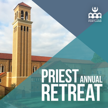 Priest Retreat with Bishop Gerald Kicanas