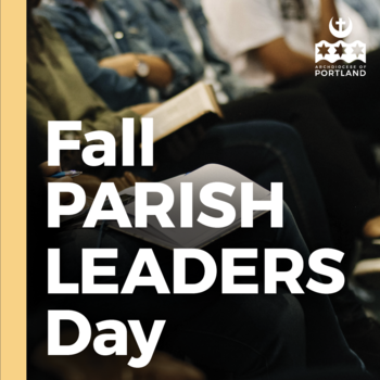 Parish Leaders Day - Central Point