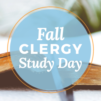 Fall Clergy Study Day