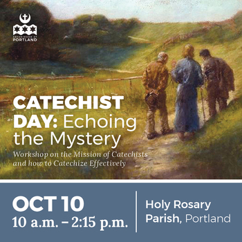 Catechist Day: Echoing the Mystery