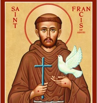 Transitus of ST. Francis of Assisi