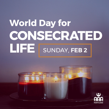 World Day for Consecrated Life Special Mass