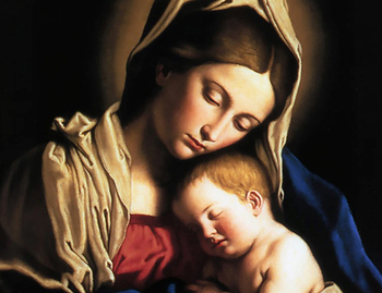 The Solemnity of Mary, Mother of God