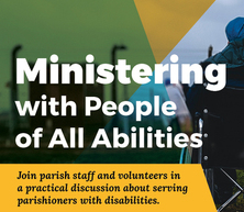 Ministering to People with Disabilities