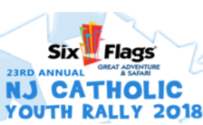 Annual NJ Catholic Youth Rally at Great Adventure