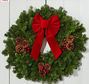 Boy Scout Wreath Sales
