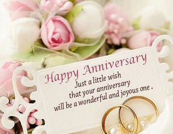 Silver and Gold Wedding Anniversaries