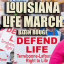 Louisiana Life March - Baton Rouge