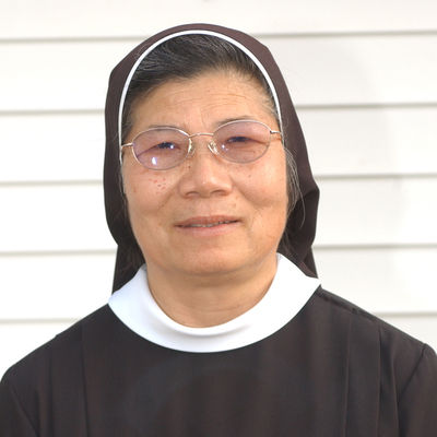 Sister Mary Immaculata Man Nguyen, F.M.S.R