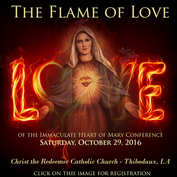 Flame of Love Conference