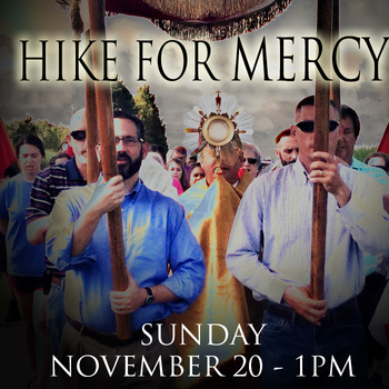 HIKE for MERCY