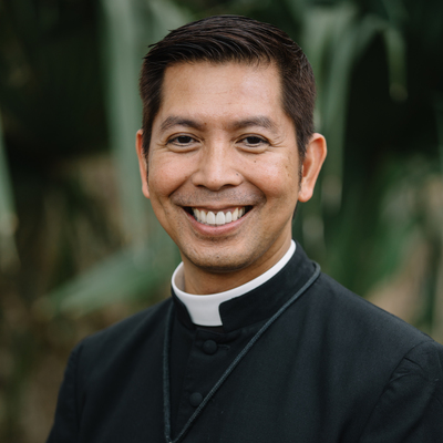 Rev. Robert-Joel Cruz