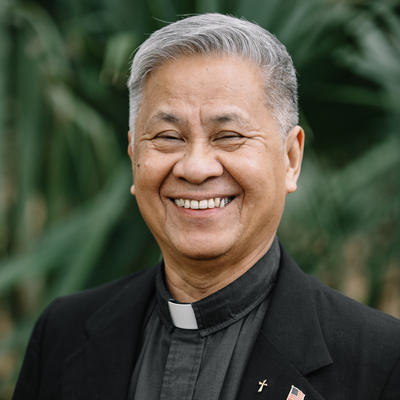 Rev. Domingo (Ding) Cruz