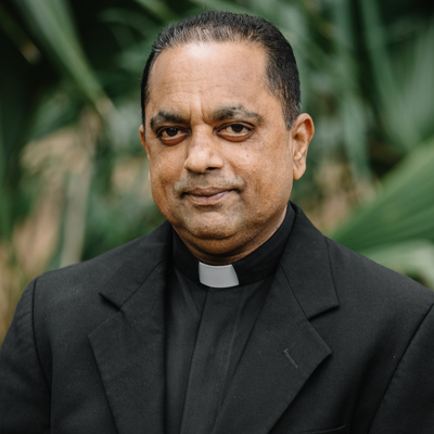Rev. Josekutty (Joe) Varghese
