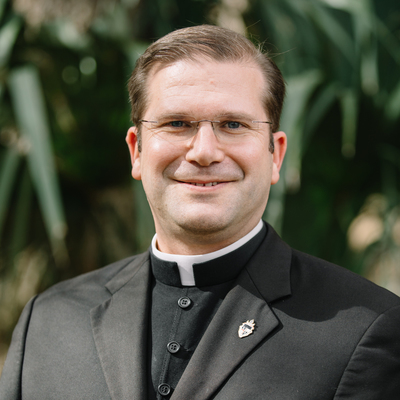 Rev. Joshua Rodrigue, S.T.L.