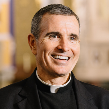 Fr. Jay Baker named Chancellor and Vicar for Priests