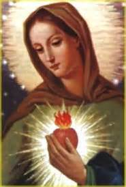 THE FLAME OF LOVE OF THE IMMACULATE HEART OF MARY CENACLE