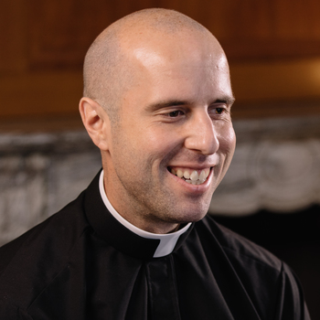 Fr. André Melancon to serve as a Strategic Planning Parish Liaison
