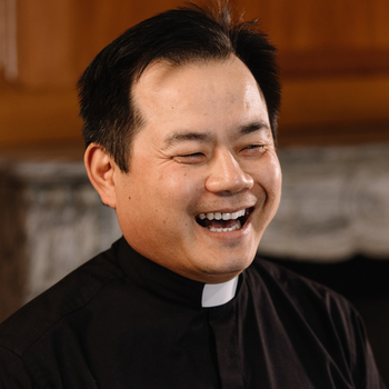 Fr. Mike Tran to serve as a Strategic Planning Parish Liaison