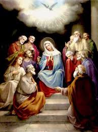 LIVING LIFE IN THE SPIRIT THROUGH THE HEART OF MARY
