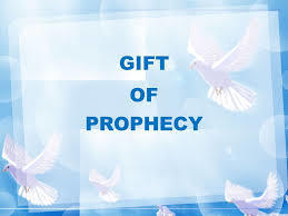 "TEACHING: ""GIFT OF PROPHECY WORKSHOP"""