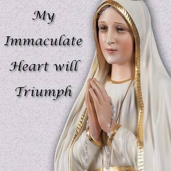 """TEACHING: """"FATIMA – 100 YEARS LATER – OUR LADY'S TRIUMPH"""""""