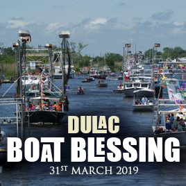 Dulac Boat Blessing