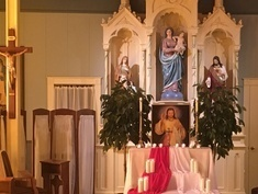 """MERCY NIGHT"" at Our Lady of Prompt Succor Adoration Chapel"