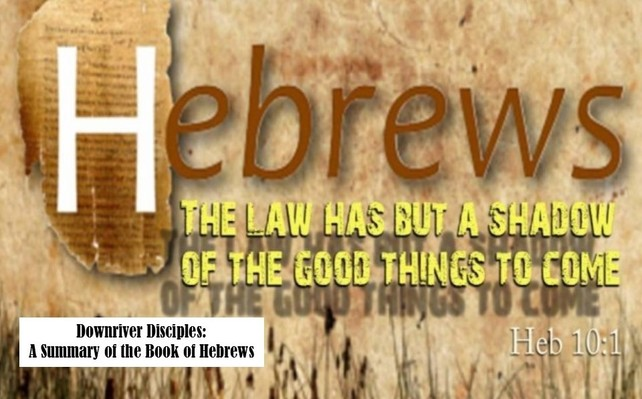 THE BOOK OF HEBREWS The Bible Project Video, Printer