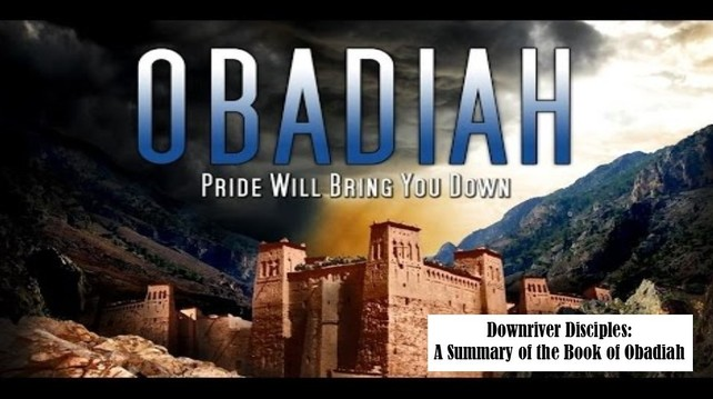 Image result for book of obadiah
