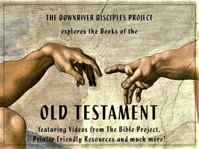 The Old Testament- Click Any Thumbnail Below to Open