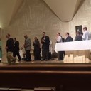Bishop Accepts St Mary Men into Deaconate Formation