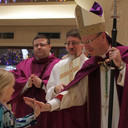 Rite of Election points to the Easter sacraments