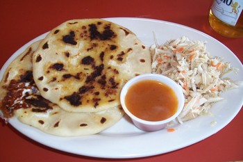 Cancelled Celebration of National Pupusa Day