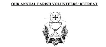 Parish Volunteer Retreat