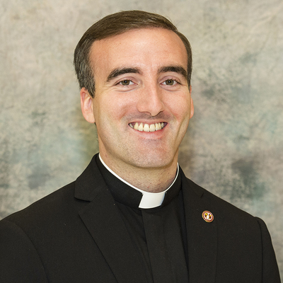 Father Tim Theriault