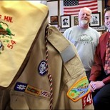 Teacher has been in Scouts for more than 20 years