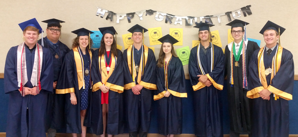Congratulations to our High School Graduates!!!