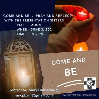 Come & Be Prayer & Reflection