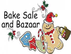 Christmas Bazaar and Bake Sale